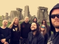 wretched soul blood red throne stone henge uk metal tour