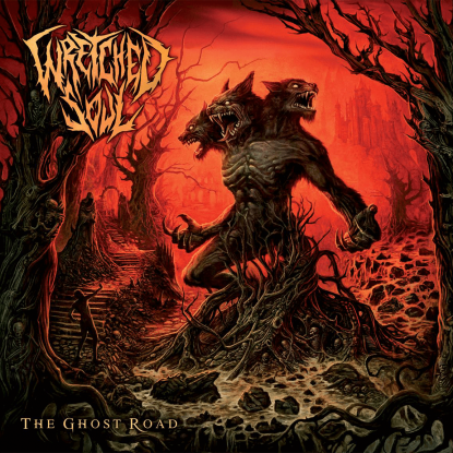 Wretched Soul The Ghost Road Album